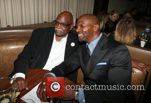 Terry Crews , Guest - The Human Rights Hero Awards 2015 presented by Marisol Nichols' Foundation for a Slavery Free...