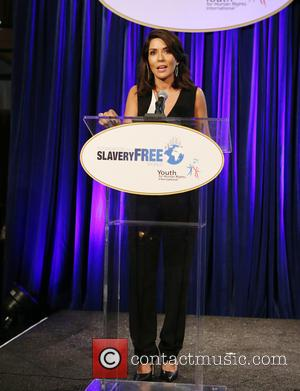 Marisol Nichols - The Human Rights Hero Awards 2015 presented by Marisol Nichols' Foundation for a Slavery Free World and...