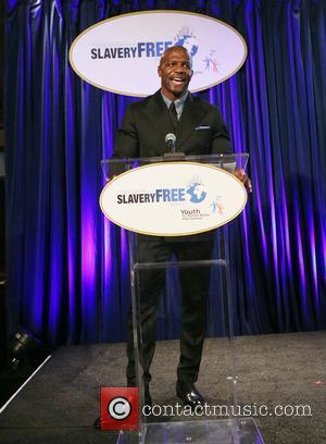 Terry Crews - The Human Rights Hero Awards 2015 presented by Marisol Nichols' Foundation for a Slavery Free World and...