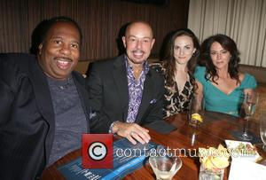 Leslie David Baker, Michael O'connor and Joanna Going
