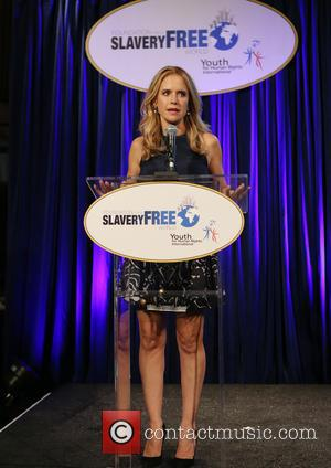Kelly Preston - The Human Rights Hero Awards 2015 presented by Marisol Nichols' Foundation for a Slavery Free World and...