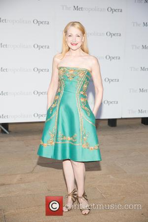 Patricia Clarkson - Opening night of Verdi's Otello at the Metropolitan Opera House - Arrivals at Lincoln Center - New...