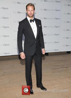 Alexander Skarsgard - Opening night of Verdi's Otello at the Metropolitan Opera House - Arrivals at Lincoln Center - New...