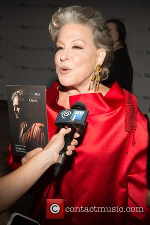 Bette Midler To Be Honoured For Environmental Work