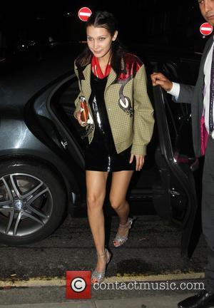 London Fashion Week, Bella Hadid