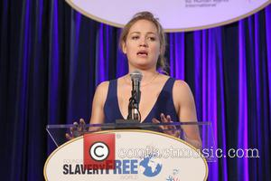 Erika Christensen - The Human Rights Hero Awards 2015 - Inside at Beso - Hollywood, California, United States - Monday...