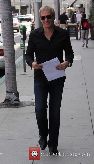 Michael Bolton - Michael Bolton goes shopping in Beverly Hills at beverly hills - Los Angeles, California, United States -...