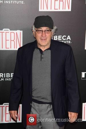 Robert De Niro - New York premiere of Warner Bros. Pictures 'The Intern' at The Ziegfield Theater - Red Carpet...
