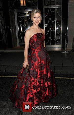 Emilia Fox - Celebrities at the Love Magazine Party, held at Lou Lou's - London, United Kingdom - Tuesday 22nd...