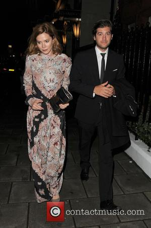 Anna Friel - Celebrities at the Love Magazine Party, held at Lou Lou's - London, United Kingdom - Tuesday 22nd...