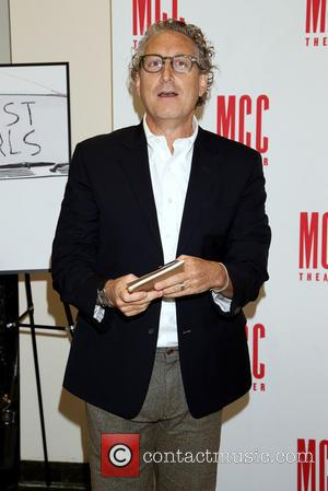 Bernard Telsey at MCC Theater rehearsal space,
