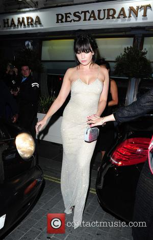 Daisy Lowe - LOVE Magazine London Fashion Week party held at Lulu's attracted many top models last  night who...