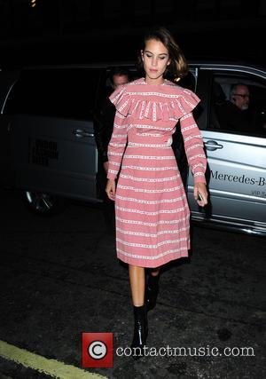 Alexa Chung - LOVE Magazine London Fashion Week party held at Lulu's attracted many top models last  night who...