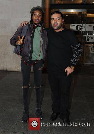 Naughty Boy and Little Simz