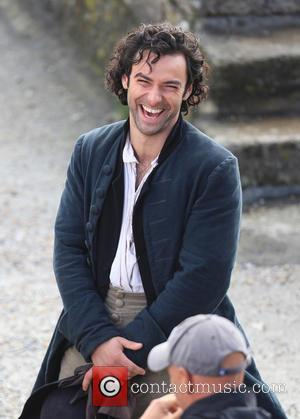 Aidan Turner: 'Poldark Topless Scene Was My Idea!'