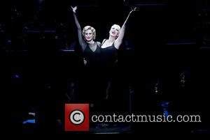 Rumer Willis , Amra-Faye Wright - Rumer Willis makes her Broadway debut in the musical Chicago at the Ambassador Theatre...