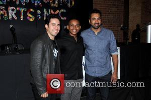 John Lloyd Young, Doc Shaw and Kal Penn