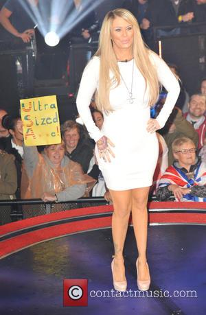 Jenna Jameson - Celebrity Big Brother eviction in the Big Brother House at Elstree Studios at Elstree Studios, Celebrity Big...