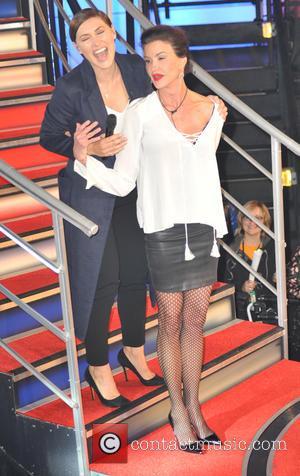 Jenna Jameson and Emma Willis
