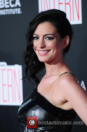 Anne Hathaway Shows Off Baby Bump In 'Out Of Character' Instagram Pic