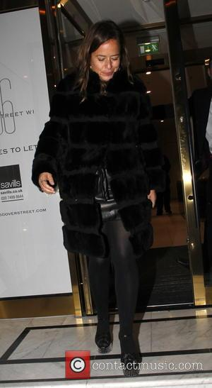 Jade Jagger - Celebrities attend Victoria Beckham's Private Dinner Party during London Fashion Week - Outside at London Fashion Week...