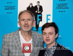 Anton Corbijn and Dane Dehaan