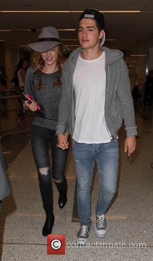 Bella Thorne and Gregg Sulkin