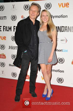 Anthony Head , Emily Head - Raindance Film Festival - 'My Hero' premiere at Vue Cinema Leicester Square - Red...