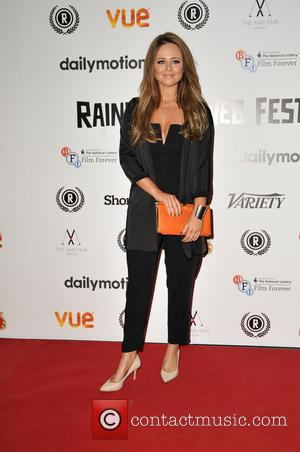 Emily Atack - Raindance Film Festival - 'My Hero' premiere at Vue Cinema Leicester Square - Red Carpet Arrivals at...