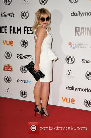 Kierston Wareing - Raindance Film Festival - 'My Hero' premiere at Vue Cinema Leicester Square - Red Carpet Arrivals at...