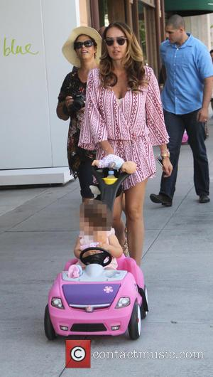 Tamara Ecclestone - Tamara Ecclestone with Petra Stunt, James Stunt and Brandon Davis go toy shopping in Beverly Hills -...