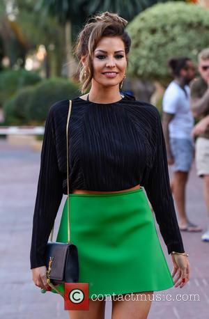 Jessica Wright - TOWIE stars head out for dinner at Olivias La Cala at Marbella - Malaga, Spain - Wednesday...
