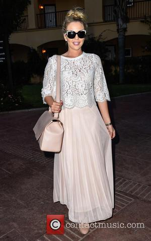 Lydia Bright - TOWIE stars head out for dinner at Olivias La Cala at Marbella - Malaga, Spain - Wednesday...