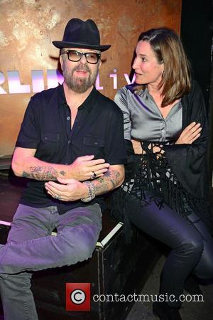Dave Stewart and Tita Von Hardenberg