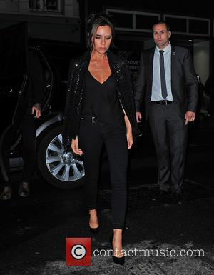 Victoria Beckham - Celebrities attend Victoria Beckham's Private Dinner Party during London Fashion Week - Outside at Central London, London...