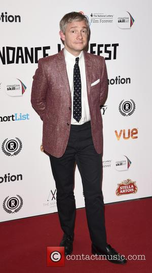 Martin Freeman - Raindance Film Festival Opening Gala at the Vue Piccadilly at Vue Piccadilly - London, United Kingdom -...