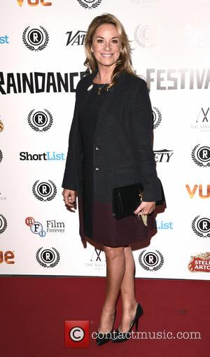 Tamzin Outhwaite - Raindance Film Festival Opening Gala at the Vue Piccadilly at Vue Piccadilly - London, United Kingdom -...