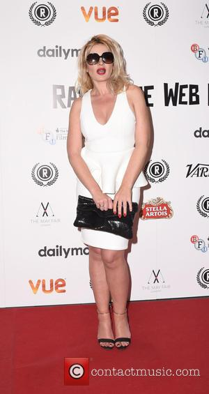 Kierston Wareing - Raindance Opening Night Gala held at the Vue West End - Arrivals - London, United Kingdom -...