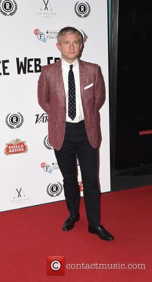 Martin Freeman - Raindance Opening Night Gala held at the Vue West End - Arrivals - London, United Kingdom -...
