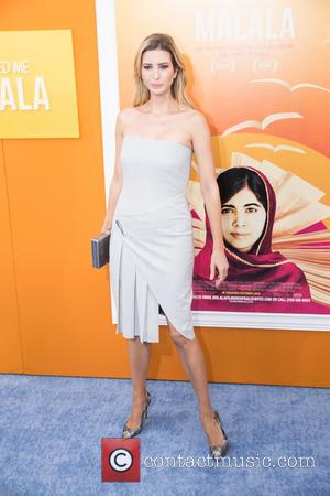 Ivanka Trump - New York premiere of 'He Named Me Malala' at the Ziegfeld Theater - Arrivals at Zeigfeld Theatre,...