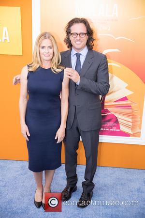 Davis Guggenheim and Elizabeth Shue