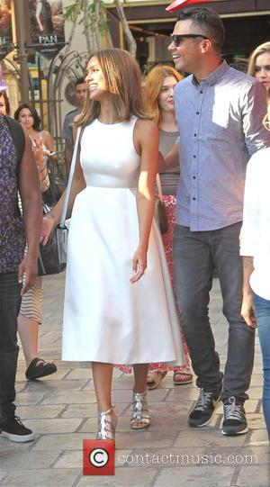 Jessica Alba , Cash Warren - Jessica Alba promotes her Honest Beauty line at The Grove in Hollywood - Los...