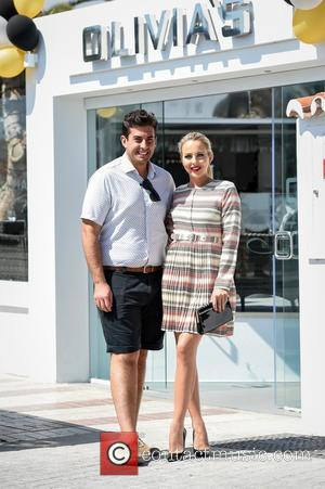 Lydia Bright , James Argent - TOWIE couple, Lydia Bright and James Argent reunited in Marbella as they met at...