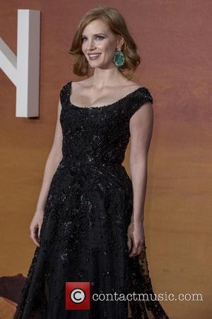 Jessica Chastain - Celebrities attends the European Premiere of