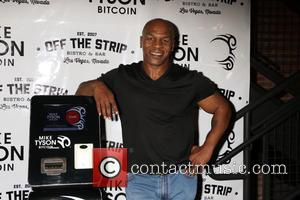 Mike Tyson - Bitcoin Direct announces the Mike Tyson Bitcoin ATM at Off The Strip Bistro & Bar inside The...