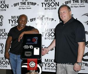 Mike Tyson , Tom Goldsbury - Bitcoin Direct Announces The Mike Tyson Bitcoin ATM at Off The  Strip at...