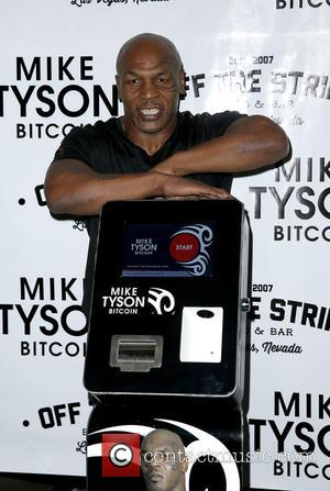 Mike Tyson - Bitcoin Direct Announces The Mike Tyson Bitcoin ATM at Off The  Strip at The Linq Las...