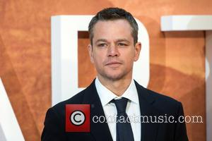 Matt Damon - The Martian European Premiere held at the Odeon Leicester Square - Arrivals. at Odeon Leicester Square -...