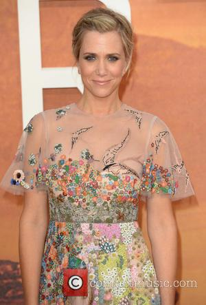 Kristen Wiig - The UK premiere of 'The Martian' at Odeon Leicester Square - Arrivals at Odeon Leicester Square -...