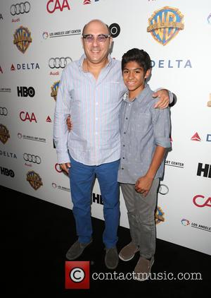 Willie Garson , Nathen Garson - Benefiting Homeless Youth Services At The Los Angeles LGBT Center at The Washbow -...